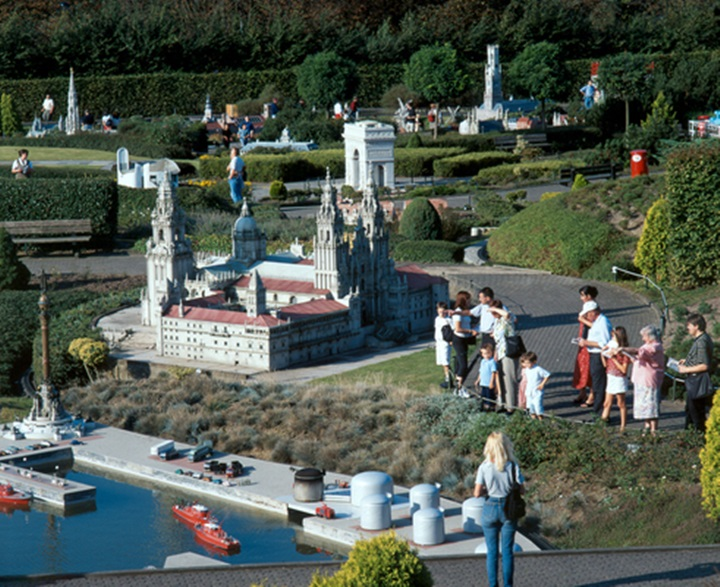 Brüksel Mini Avrupa Parkı