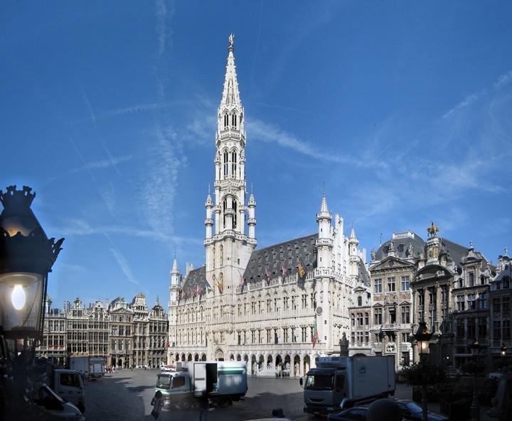 Brüksel Town hall
