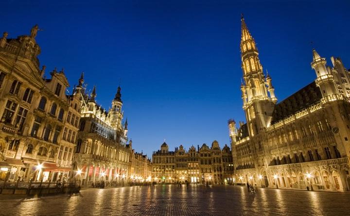 Brüksel'de Gezilecek Yerler