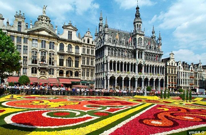 Brüksel'de yaz ayları nasıldır