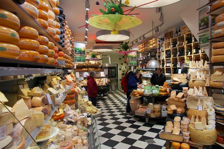 amsterdam peynirleri
