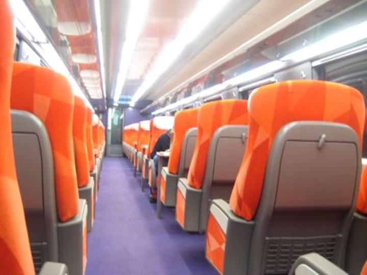 amsterdam trenlerinin içi