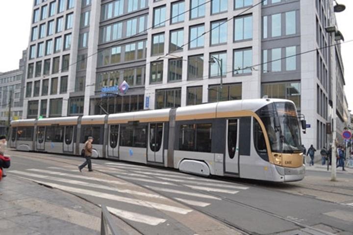 Brüksel Şehir İçi Ulaşım