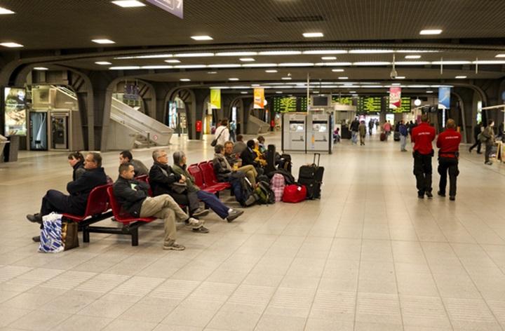 Brüksel midi tren istasyonu