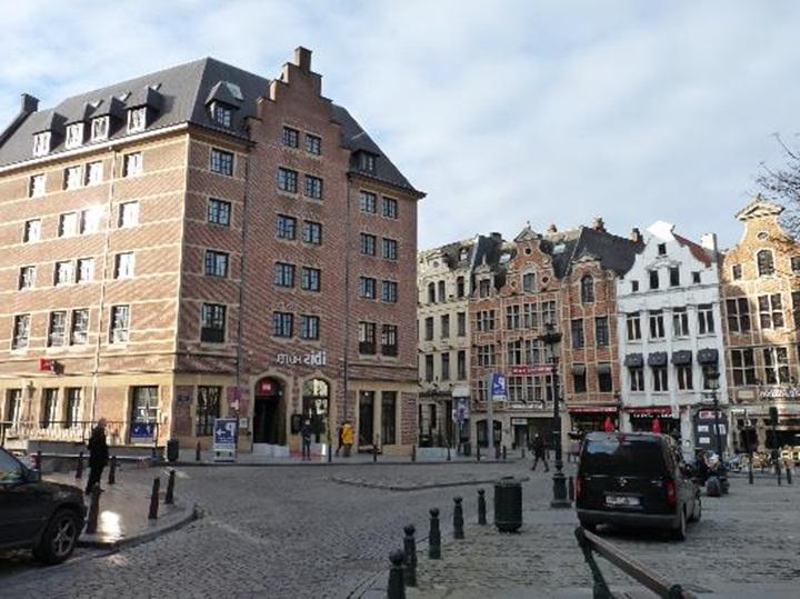 Brüksel'de konaklama önerileri