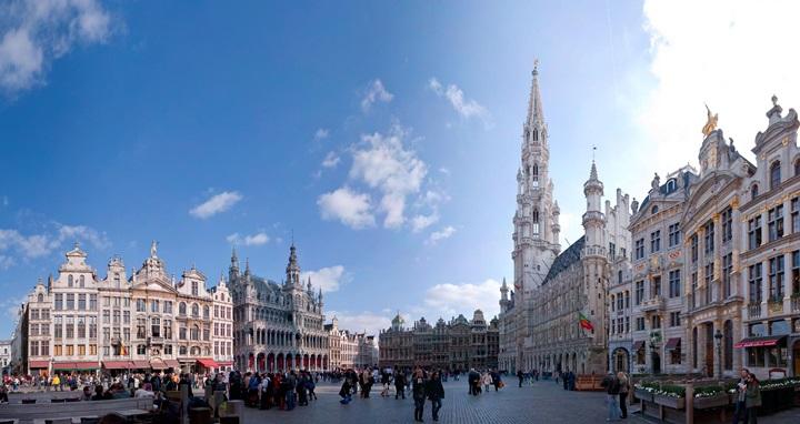 Brüksel'de toplu taşıma