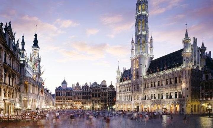 Brüksel'e Ulaşım