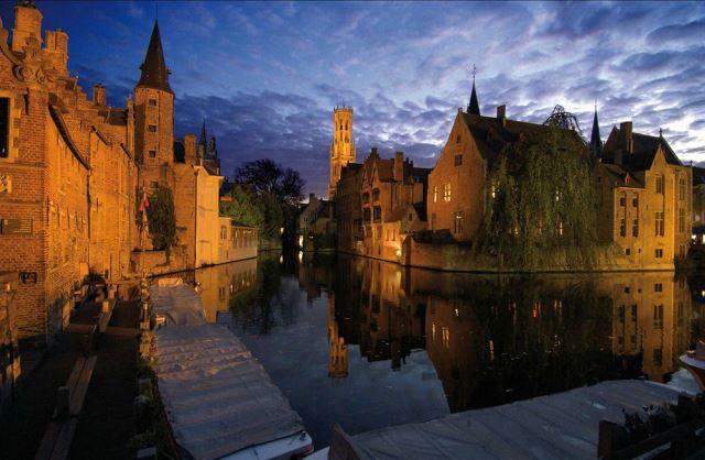 Brugge'de Konaklama Önerileri