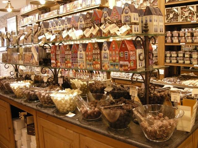 Brugge'de ne yenir ne içilir