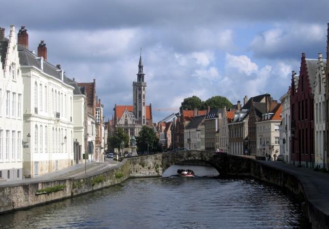 Brugge'ye Nasıl Gidilir