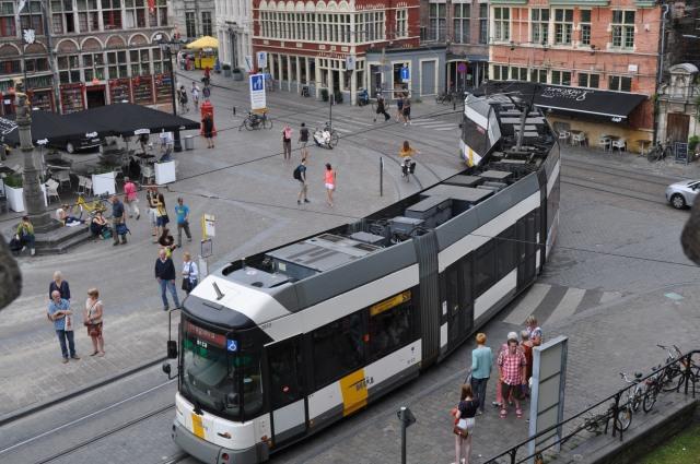 Brugge'ye ulaşım