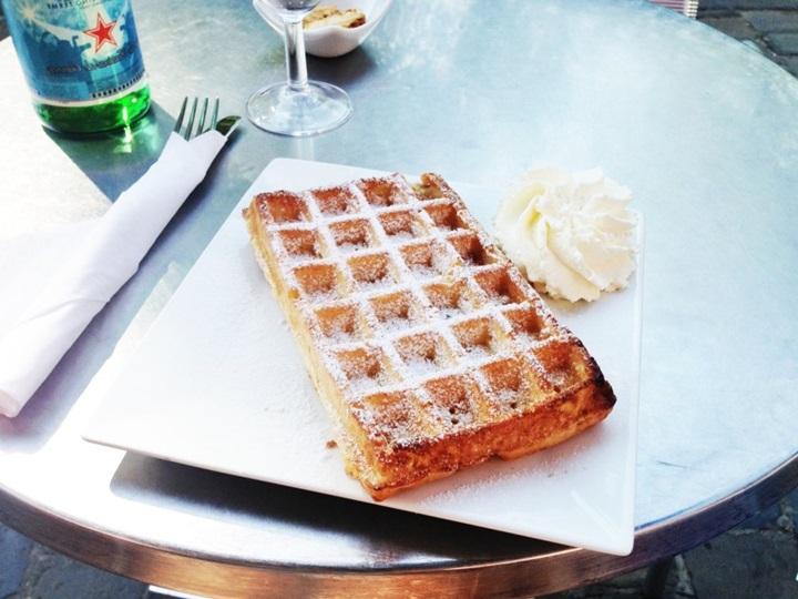 brüksel wafflesi