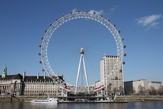 London Eye Hakkında Bilgi