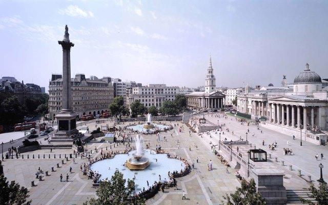 Londra Trafalgar Meydanı