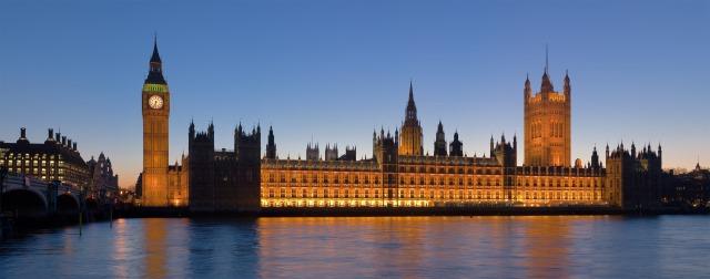 Londra Westminster Sarayı