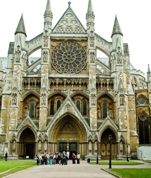 Londra Westminster Abbey