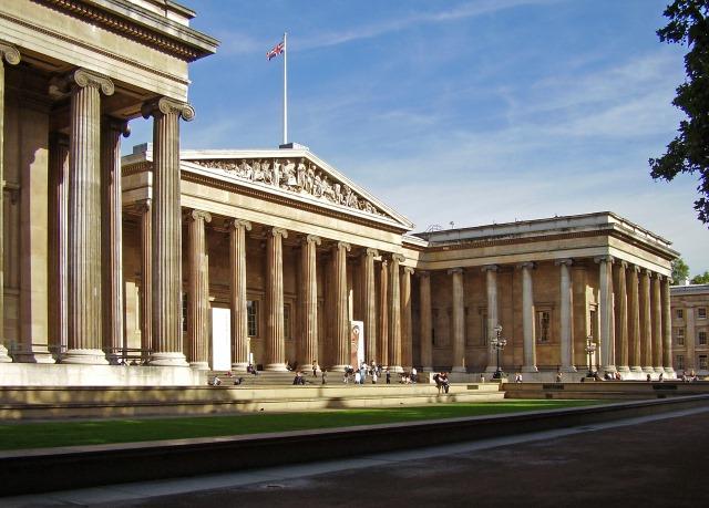 Londra British Müzesi