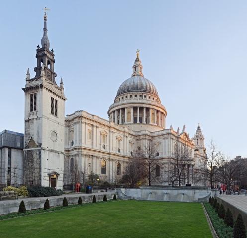 Londra St. Paul Katedrali