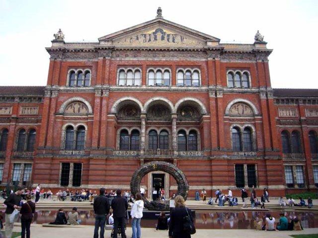 Londra Victoria ve Albert Müzesi