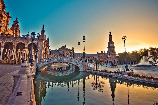 İspanya Sevilla'ya ne zaman gidilir