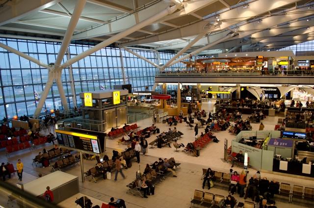 Heathrow hava alanından şehir merkezine ulaşım
