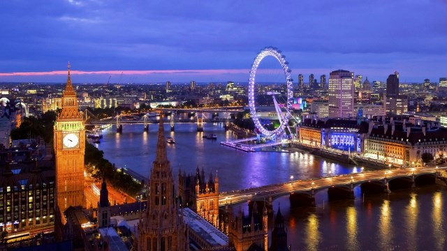 Londra'ya Ulaşım Hakkında Bilgi