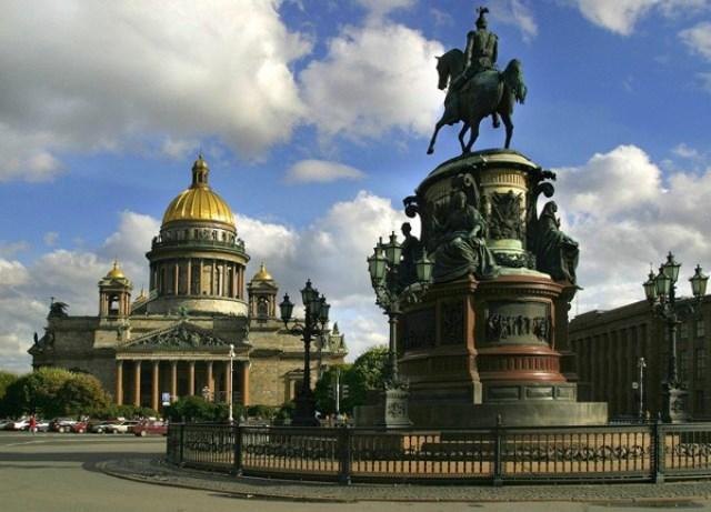 rusya turları - St petersburg moskova