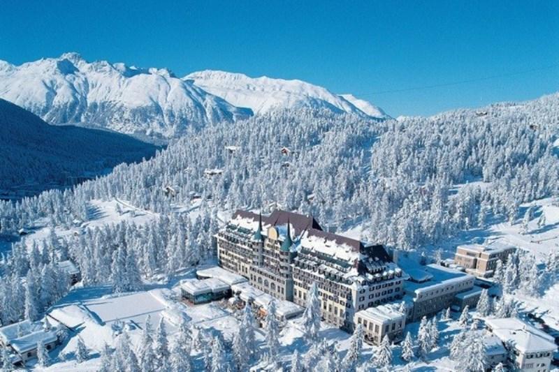 İdre, İsveç kayak merkezi