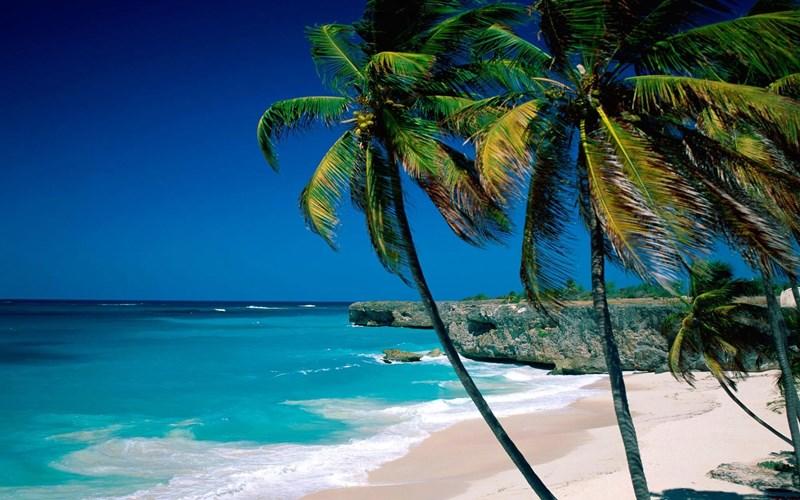 Barbados'da balayı