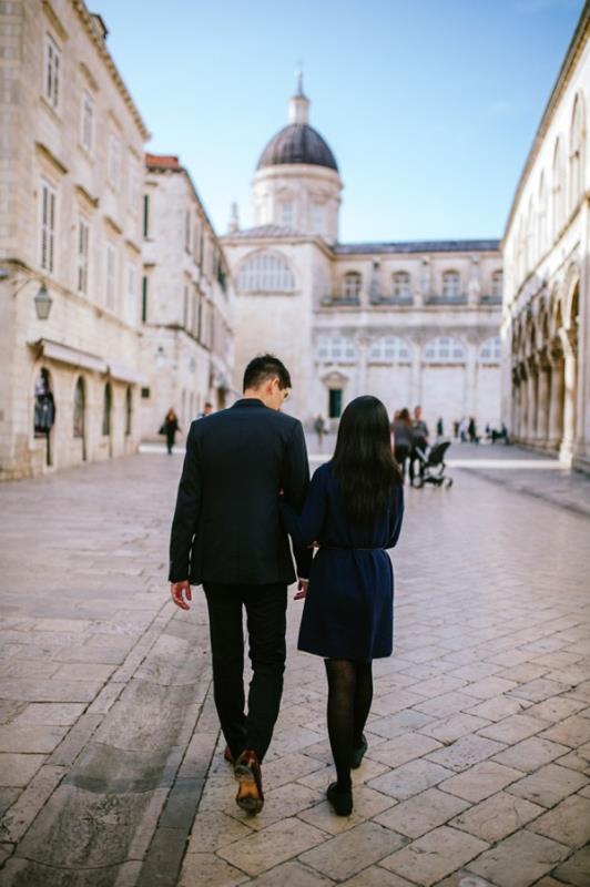 Dubrovnik'te balayı nasıldır