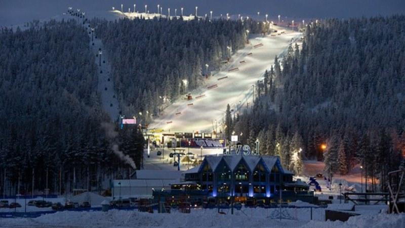 Levi, finlandiye kayak merkezi