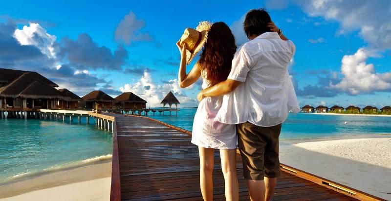 Maldivler'de balayı nasıldır
