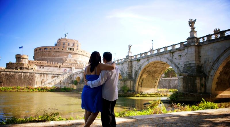Roma'da balayı nasıldır