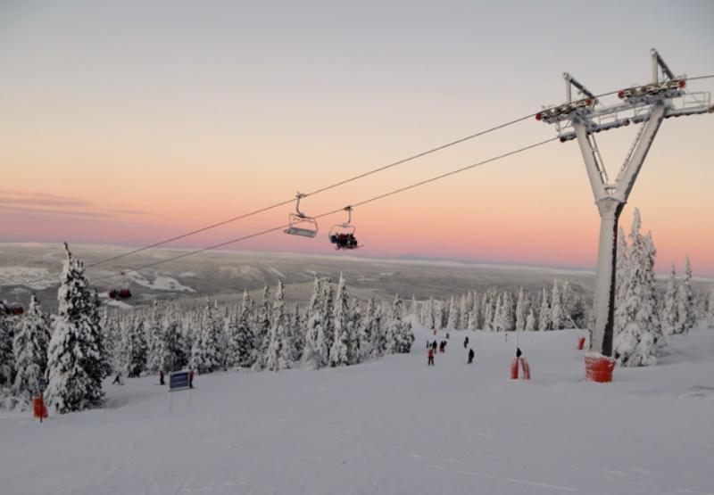 Trysil, Norveç kayak merkezi