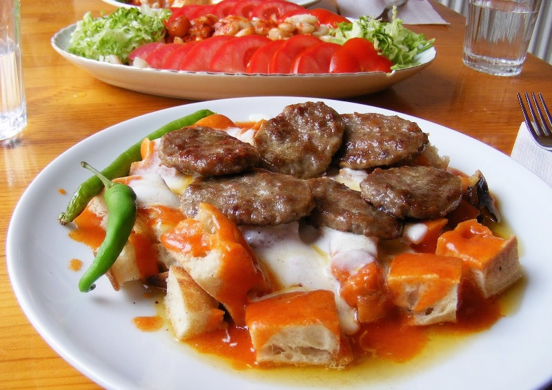 eskişehirde yeme içme - eskişehir balaban köftesi