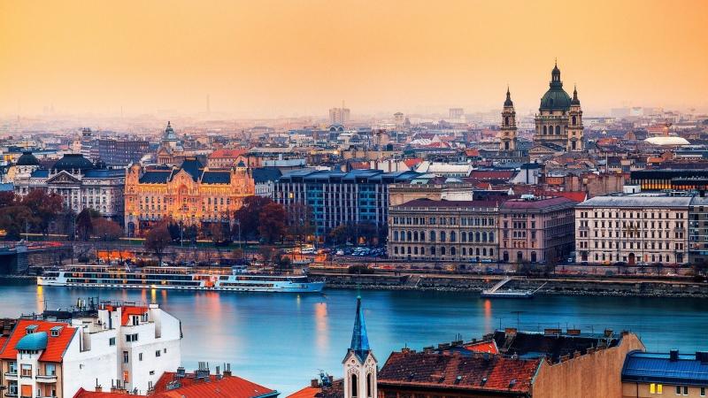 Budapeşte'de gezilecek görülecek yerler