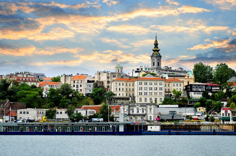 Belgrad gezilecek noktalar