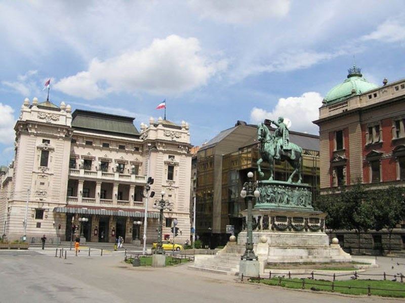 Republic Square Cumhuriyet-meydanı