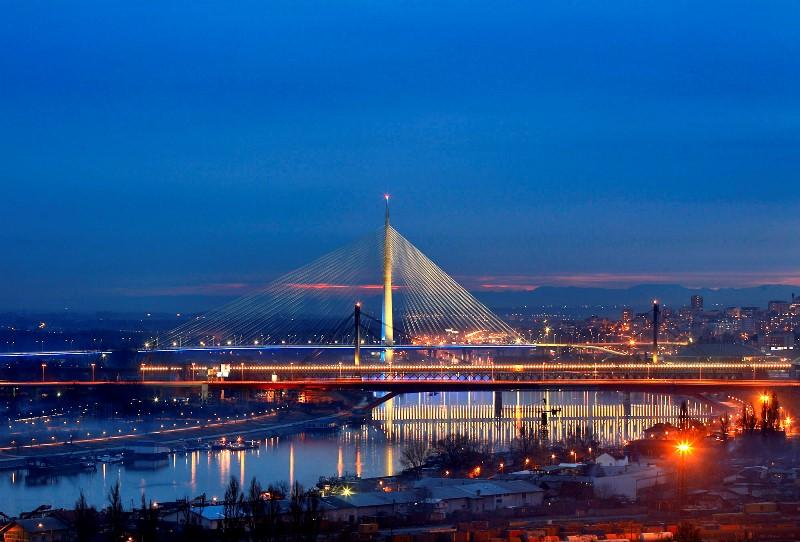 Belgrad'a ulaşım