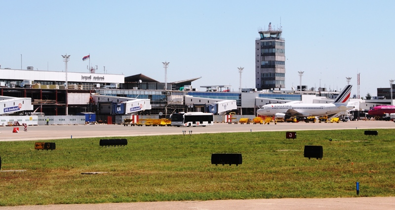 Nicola tesla havalimanından Belgrad şehir merkezine ulaşım