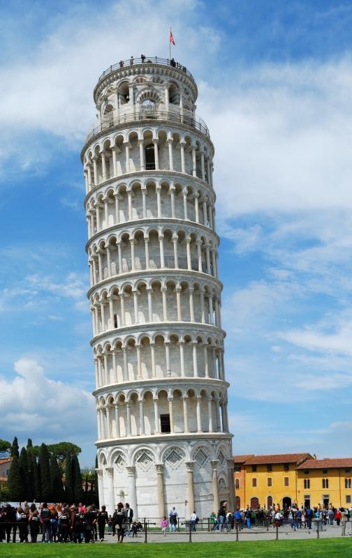 Pisa kulesi nerede