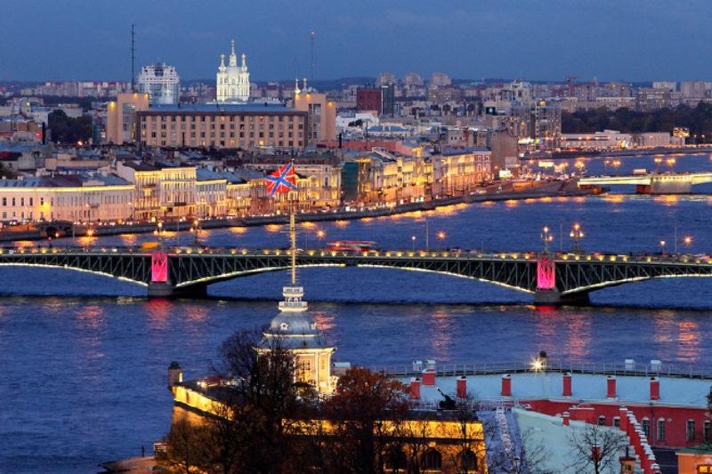 Rusya St. petersburg gezilecek noktalar
