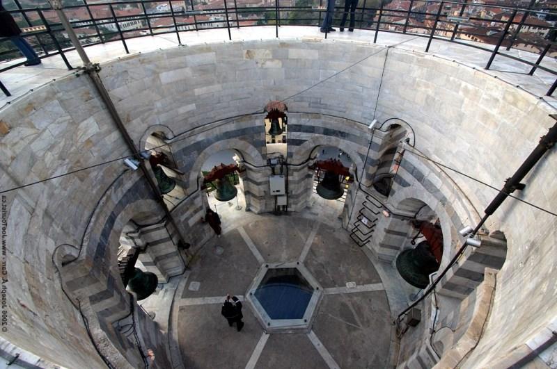 pisa kulesinin içi