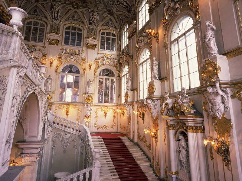 Rusya ermitaj müzesi