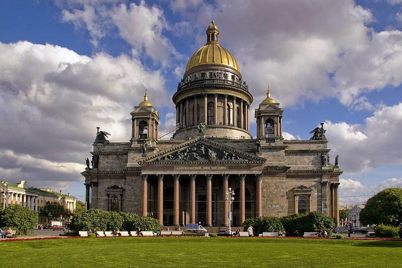 St. Petersburg St. isaac katedrali hakkında bilgi