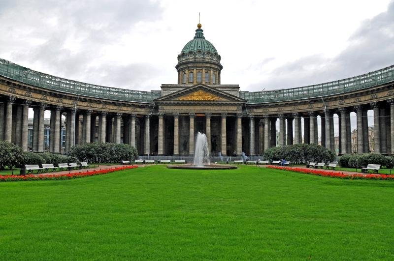 St. Petersburg kazan katedrali hakkında bilgi