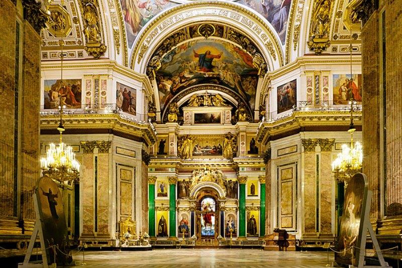 St. isaac katedrali hakkında bilgi