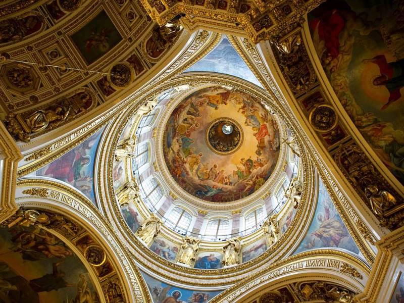 St. isaac katedrali