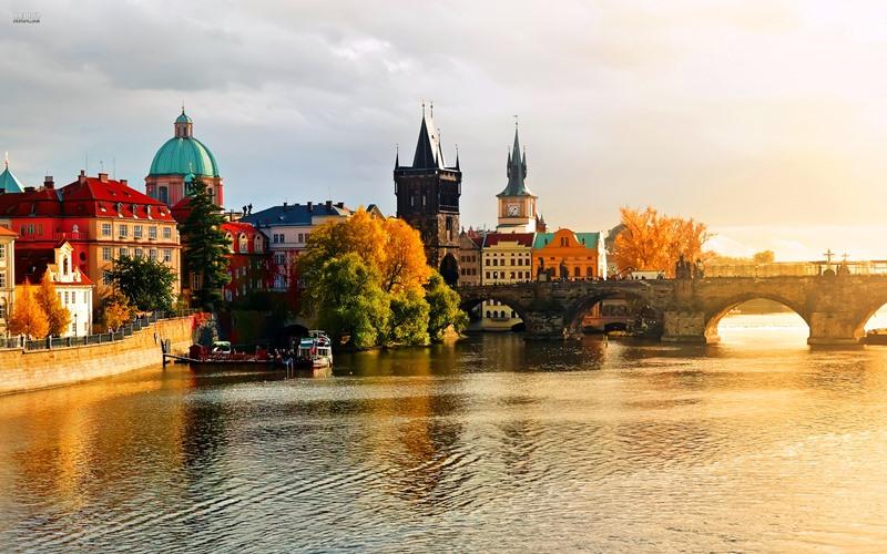 çekoslovakya ( prag ) vizesi