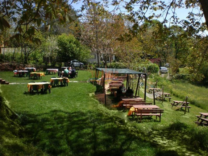 Polenezköyde piknik alanları